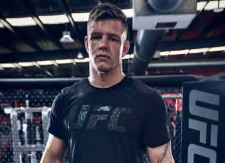 Jim Crute vs Ryan Spann added to UFC 234