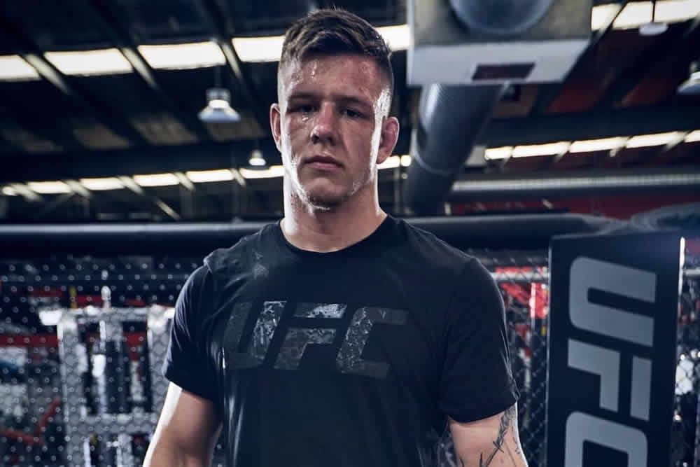 UFC 234: Jim Crute faces Ryan Spann