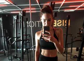 Women's Muay Thai training Lilian Dikmans