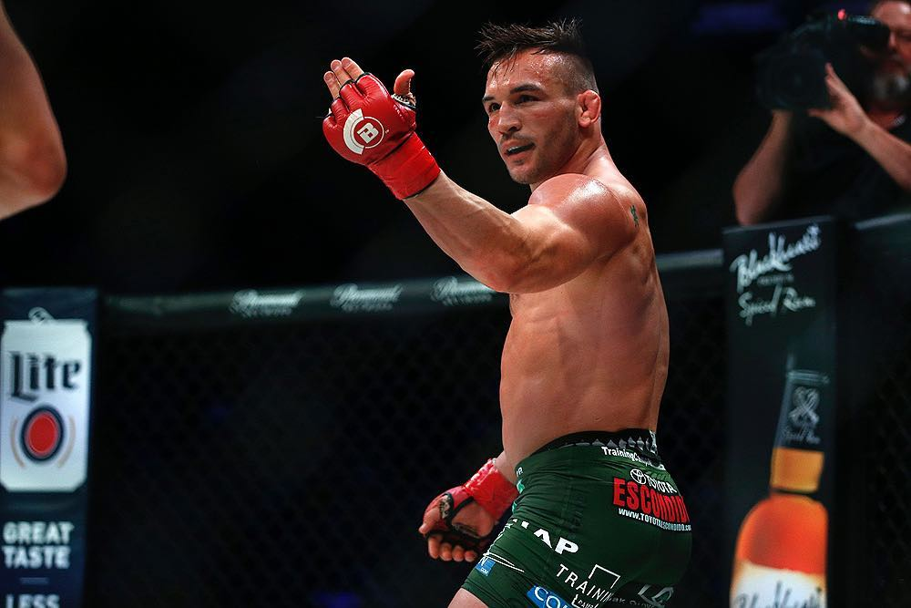 Bellator Hawaii results: Michael Chandler defeats Brent Primus