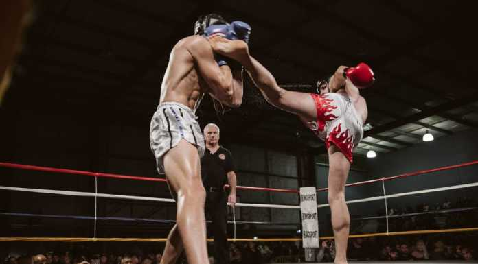 How to deal with ring rust in Muay Thai