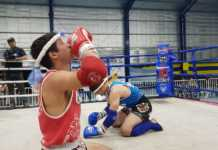 Muay Thai Pan Americans championship Buenos Aires
