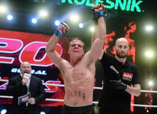 Nate Landwehr defeats Andrey Lezhnev at M-1 Challenge Battle in Atyrau
