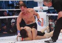 Nate Landwehr vs Andrey Lezhnev headlines M-1 Challenge Battle in Atyrau