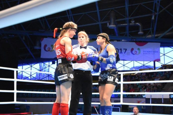 Muay Thai fighter Svetlana Vinnikova nominated for The World Games Athlete of the Year award