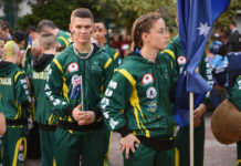 Team Australia partakes in Asian Muay Thai Championships Macau