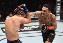 UFC 231 Max Holloway defeats Brian Ortega