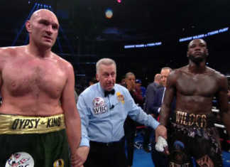 Deontay Wilder vs Tyson Fury fight ends in a split draw