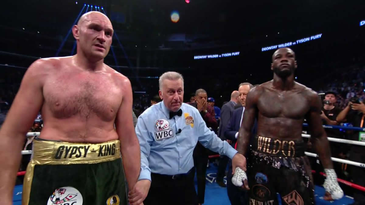 Wilder vs Fury 2 Australia time, main event, live, replay, undercard
