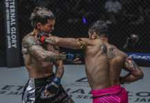 Yodsanklai Fairtex dominates Luis Regis at ONE Championship Muay Thai fight