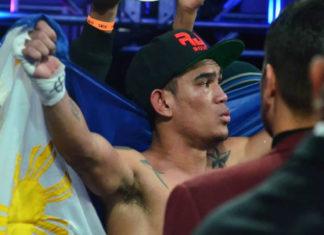 Aston Palicte vs Jose Martinez UFC Fight Pass