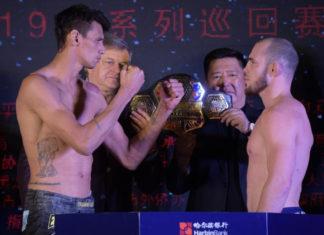 Roman Bogatov defends M-1 Challenge lightweight title against Michel Silva