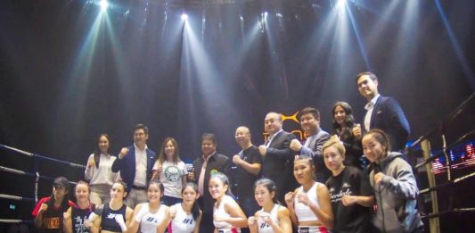 Female Muay Thai Fight Leagues makes successful debut