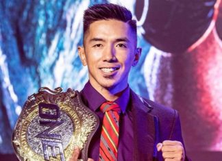Geje Eustaquio thrives on pressure to become a better athlete