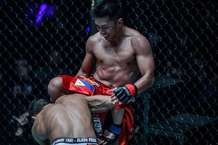 Geje Eustaquio vs Adriano Moraes headlines ONE Championship Manila