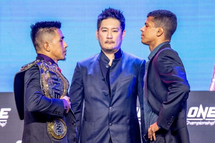 ONE Championship: Geje Eustaquio vs Adriano Moraes