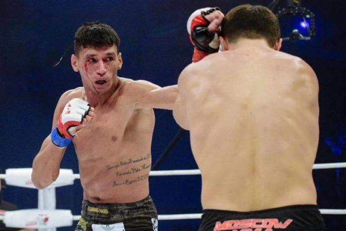 Michel Silva challenges Roman Bogatov for M-1 Challenge lightweight title