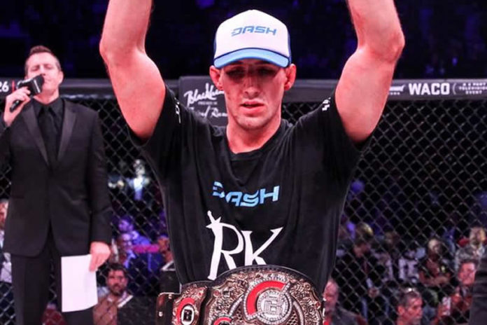 Rory MacDonald defends Bellator Welterweight title against Jon Fitch