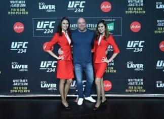 UFC extends partnership with AirAsia