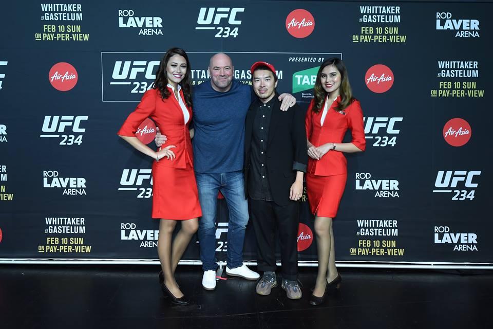 AirAsia extends UFC partnership