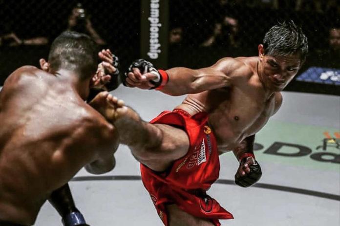 Eduard Folayang vs Shinya Aoki headlines ONE Championship New Era Tokyo