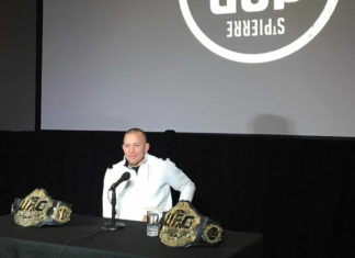 Georges St Pierre retires from MMA