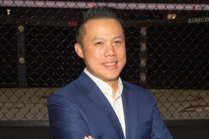 ONE Championship Group President Hua Fung Teh