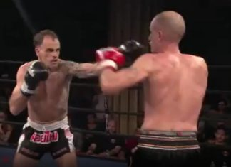 Jonny Lee Miller knocks out Robert Bermudez