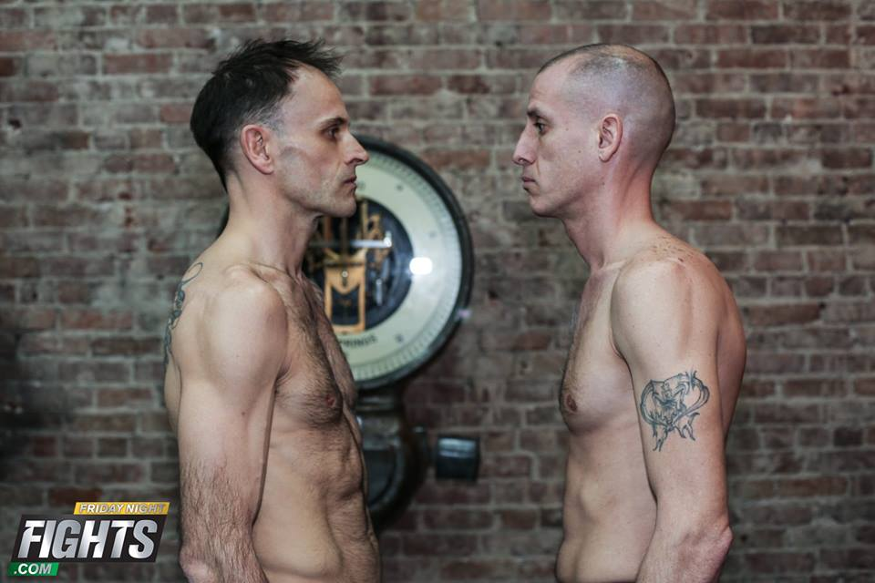 Jonny Lee Miller vs Robert Bermudez