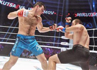 Khadis Ibragimov defends M-1 Challenge Light Heavyweight title against Rafal Kijanczuk