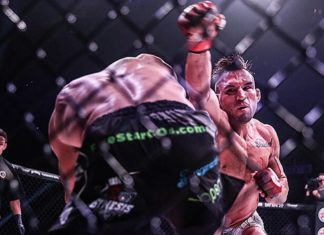 Michael Chandler defends Bellator lightweight title against Patricio Pitbull