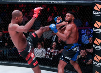 Michael Page dominates Paul Daley at Bellator 216