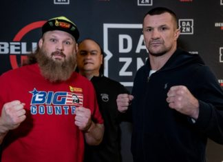 Bellator 215-216 fight cards announced