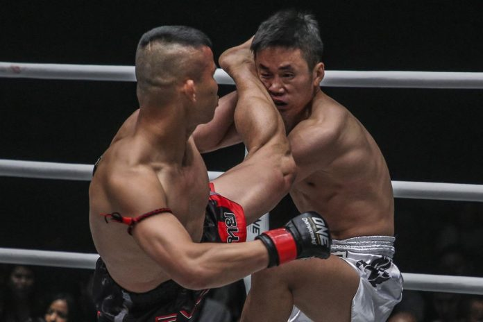 Nong-O earns ONE Championship Bantamweight Muay Thai title