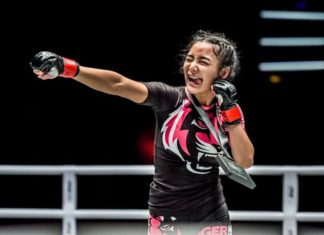 Rika Ishige takes on Nou Srey Pov at ONE Championship: Clash of Legends