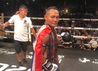 Saenchai defeats Firdavs Nazarov at Thai Fight Phuket
