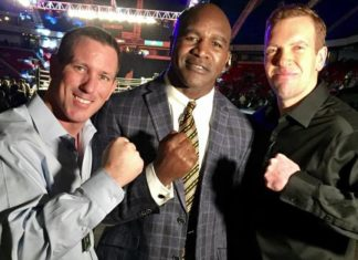 Sean Wheelock signs with Roy Jones Jr Boxing Promotions
