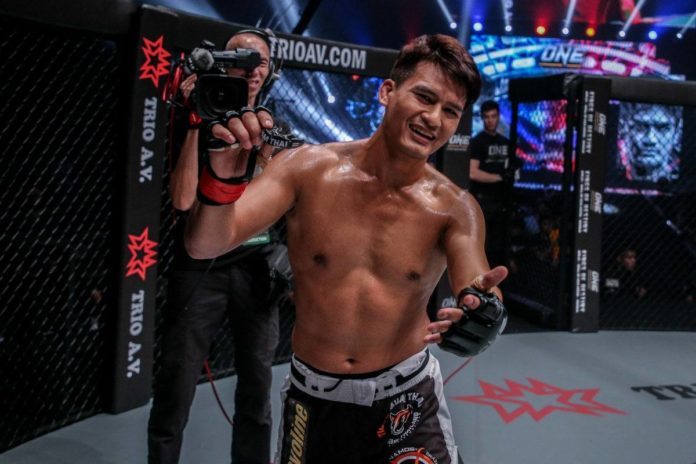 Shannon Wiratchai faces Tae Kyun Kim at ONE: Clash of Legends