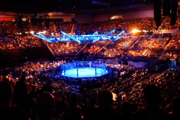 UFC 238 announced for June 9 in Chicago