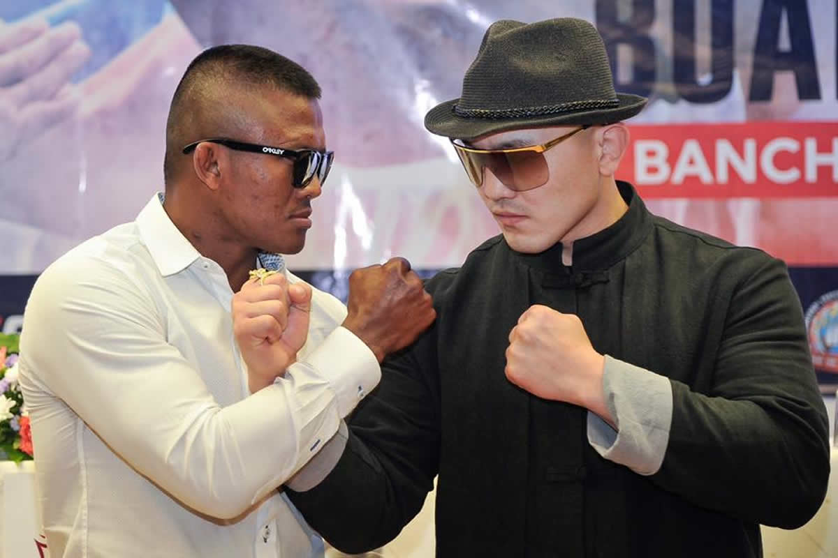 Buakaw Banchamek faces Yi Long in 9-minute decider