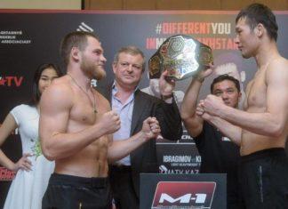 Danila Prikaza vs Shavkat Rakhnonov headlies M-Challenge 101