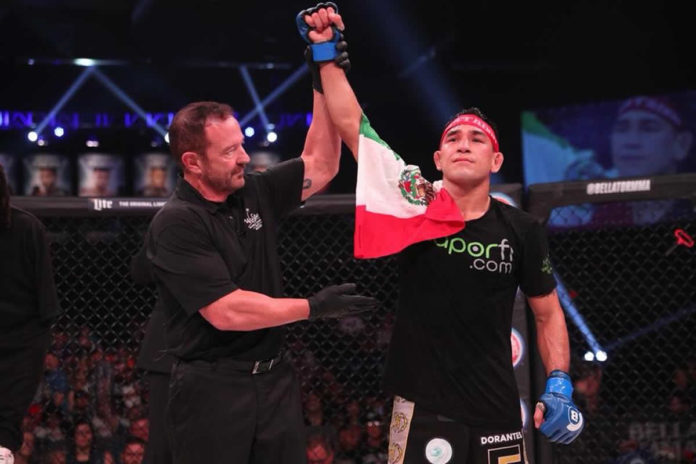 Bellator 218 Sanchez vs Karakhanyan 2 results