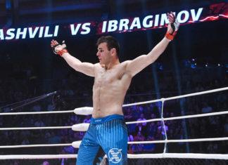 Khadis Ibragimov victorious at M-1 Challenge