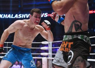 M-1 Challenge Light Heavyweight champion Khadis Ibragimov