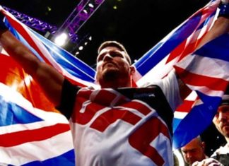 Michael Bisping named first UFC Hall of Fame inductee class of 2019