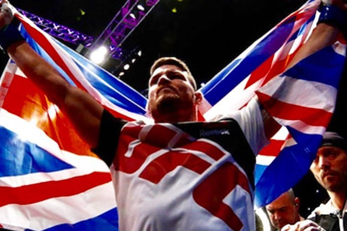 The Count is on: Michael Bisping the first 2019 UFC Hall of Fame inductee