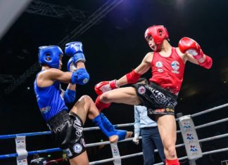 Muay Thai Included in 2020 Asian Beach Games