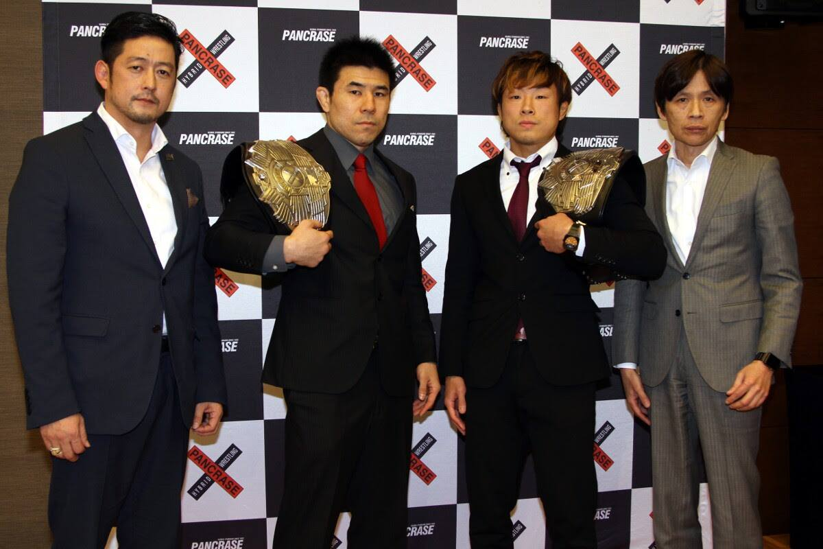 Pancrase joins ONE Championship following Shooto