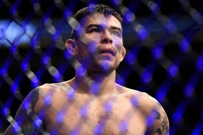 Ray Borg faces Kyler Phillips at UFC on ESPN 2