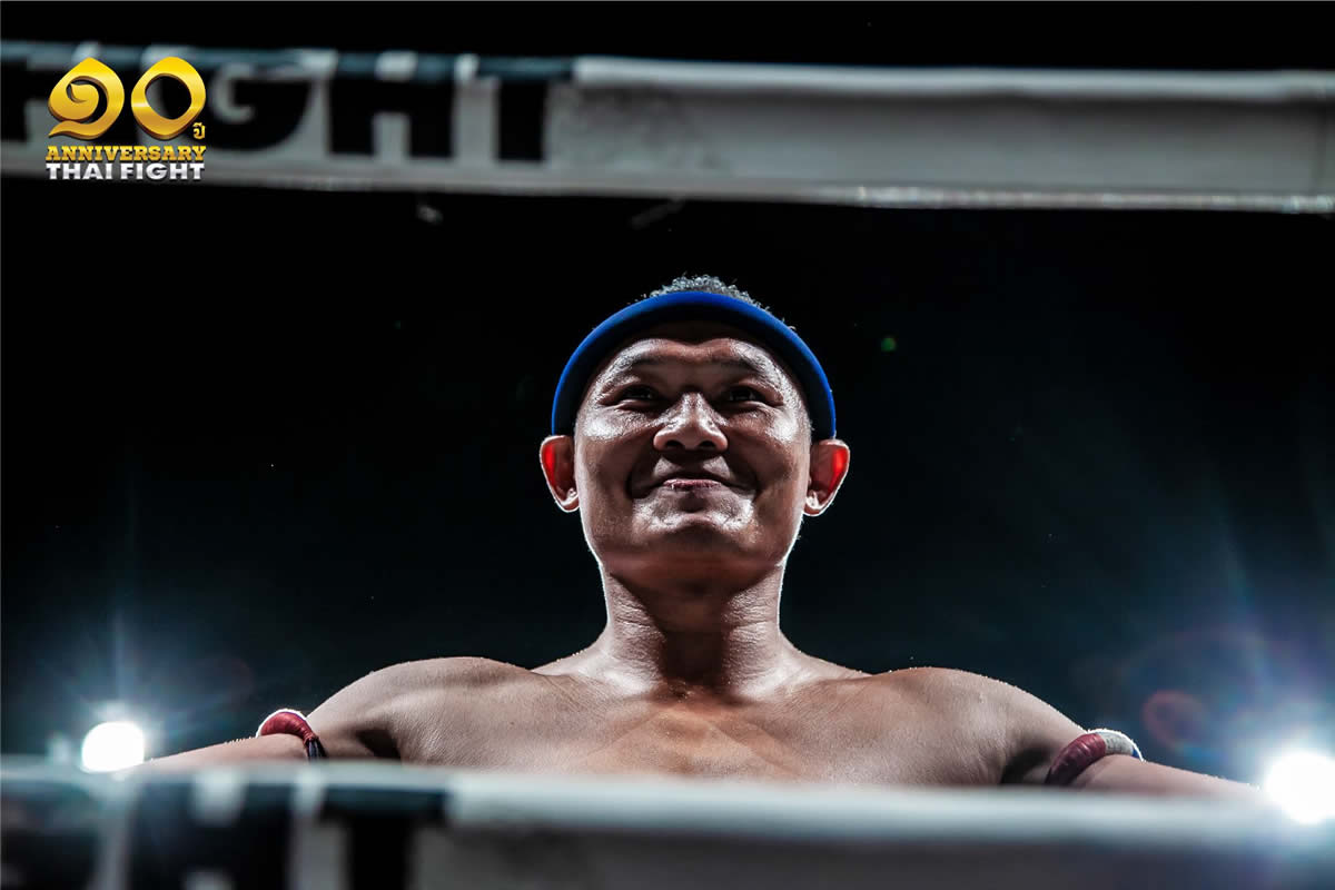 Saenchai tops Thai Fight 10th anniversary